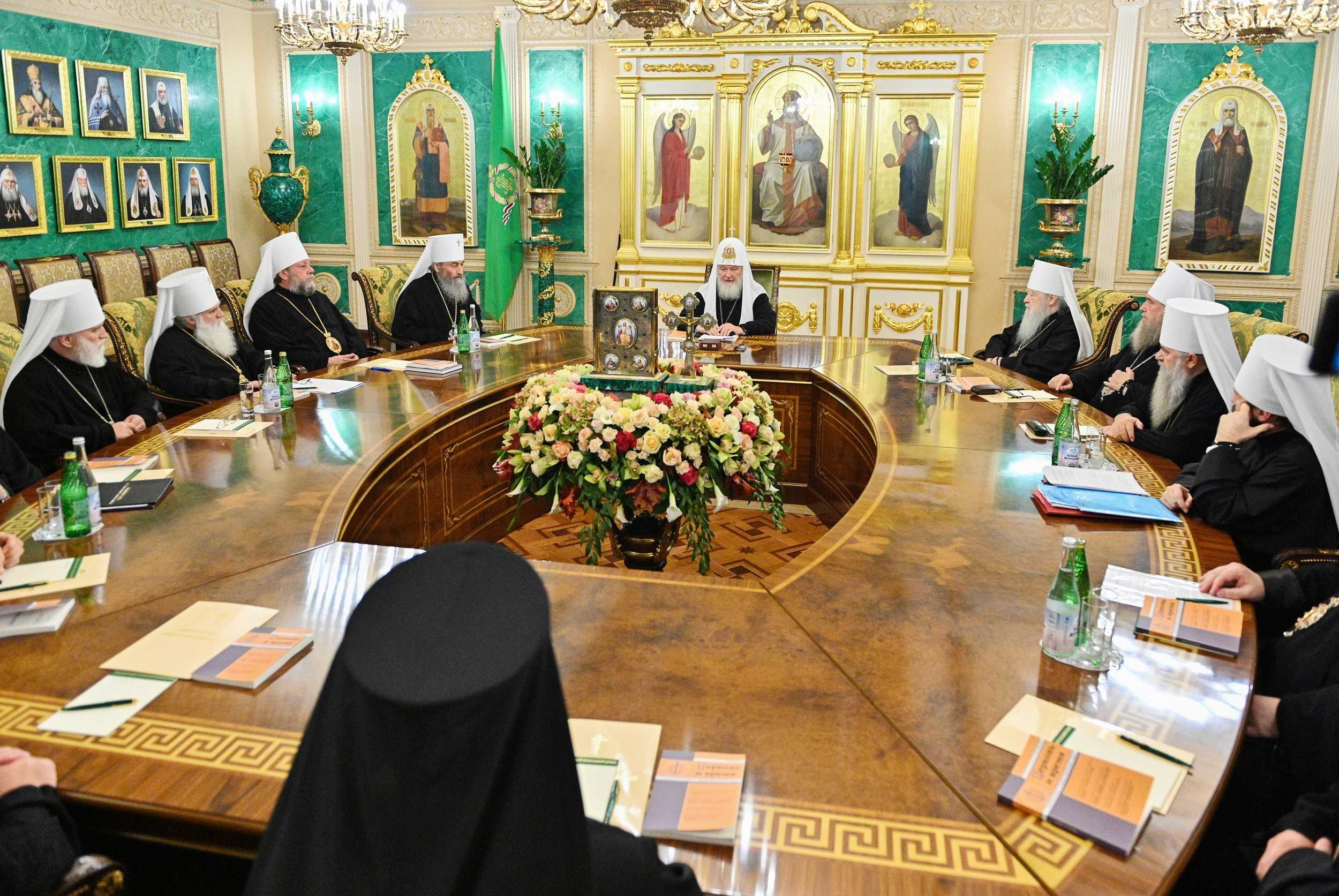Кремлівські синодали