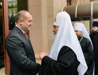 Bolgaria President
