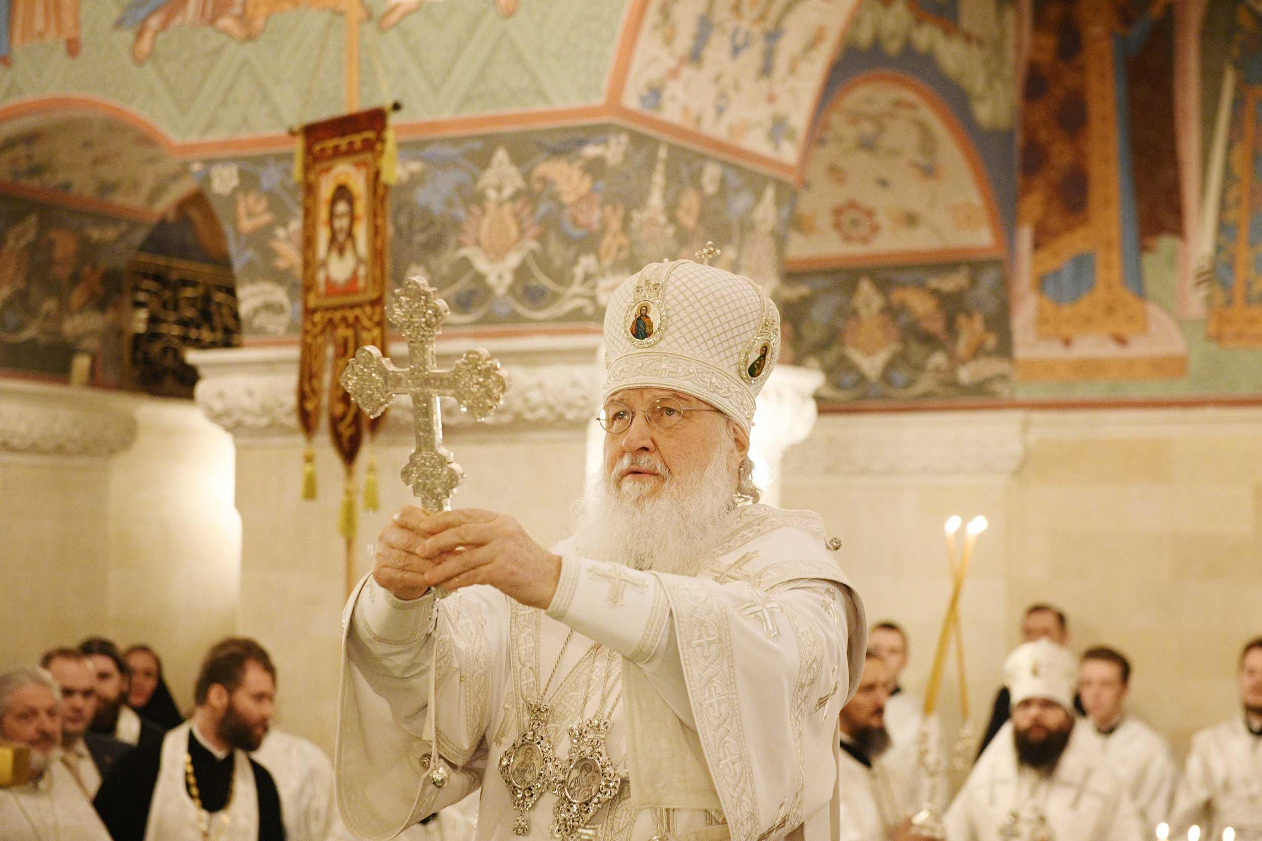 Наш дорогой патриарх